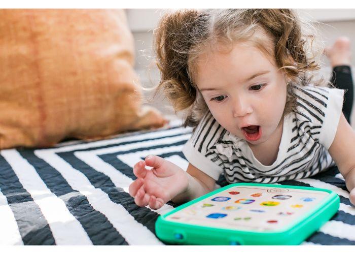 Curiosity Tablet