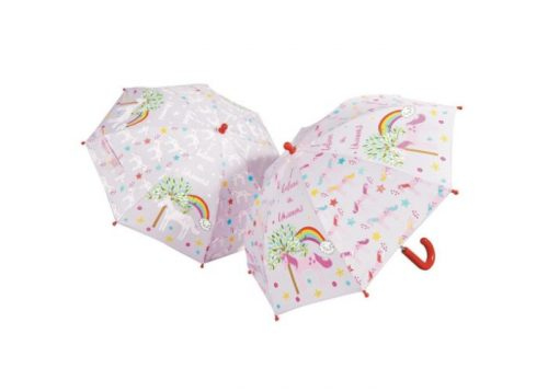 Floss & Rock Colour Changing Umbrella Unicorn