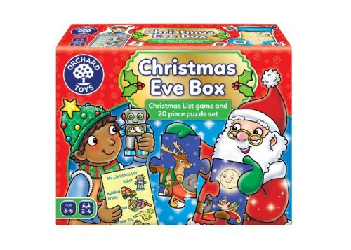 Orchard Toys Christmas Eve Box Game and Puzzle