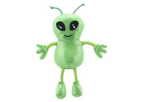 Alien Finger Puppet by The Puppet Company