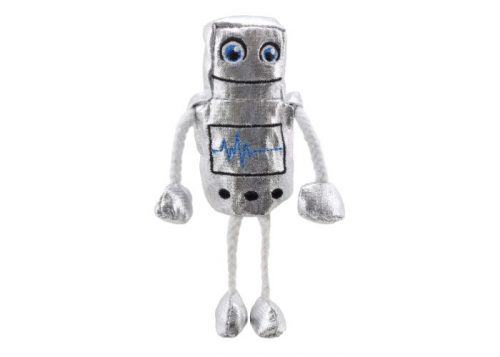 Robot Finger Puppet by The Puppet Company