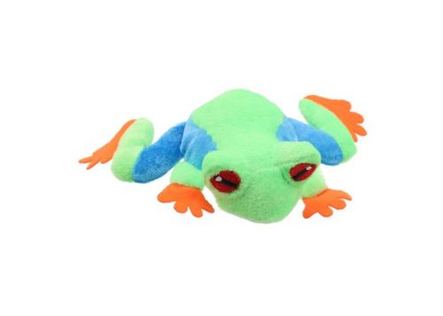 Tree Frog Finger Puppet by The Puppet Company
