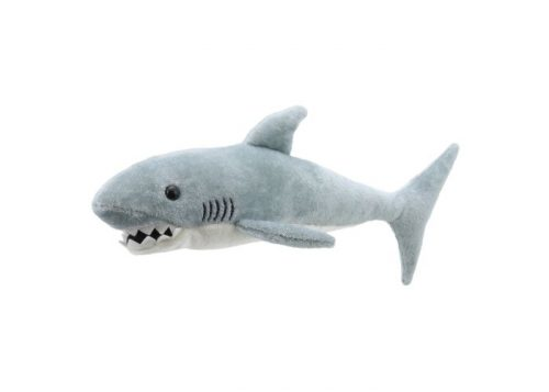 Great White Shark Finger Puppet by The Puppet Company