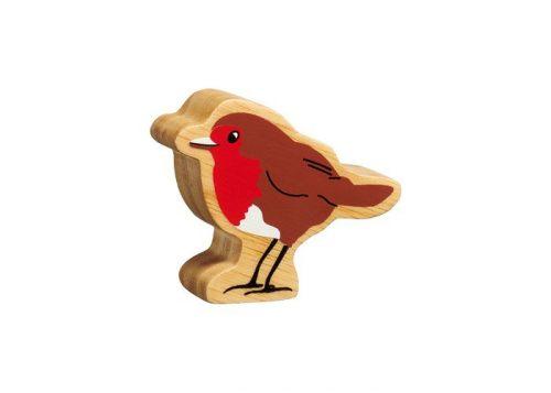 Lanka Kade Natural Colourful Brown and Red Robin