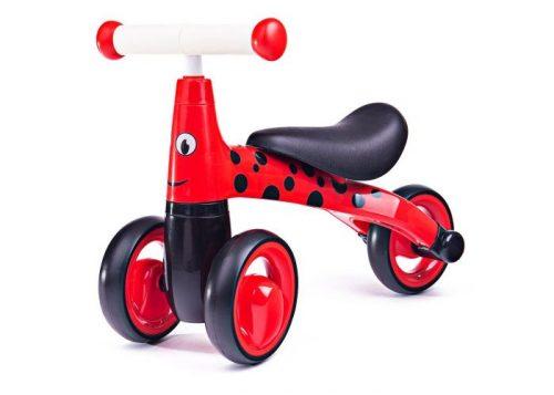 Bigjigs Toys Diditrike Ladybird Ride On Toy