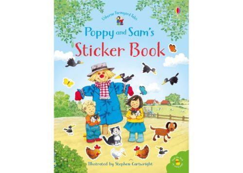 Usborne Poppy and Sam's Sticker Book