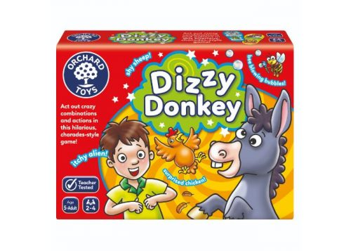 Orchard Toys Dizzy Donkey Fun Learning Game