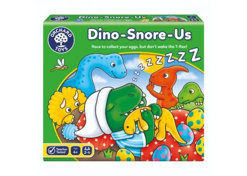 Orchard Toys Dino-Snore-Us Fun Learning Game
