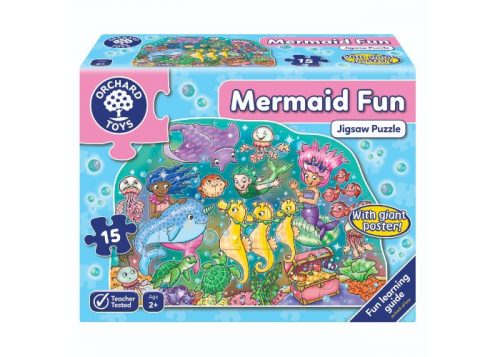 Orchard Toys Mermaid Fun Jigsaw Puzzle