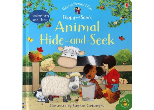 Usborne Poppy and Sam's Animal Hide and Seek
