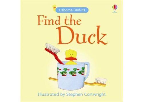 Usborne Find The Duck Board Book