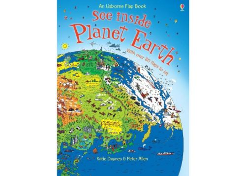 Usborne See Inside Planet Earth