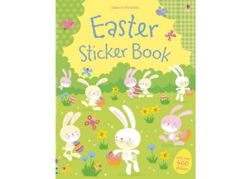 Usborne Activities Easter Sticker Book