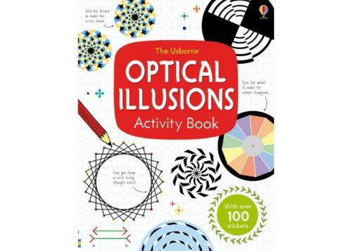 Usborne Optical Illusions Activity Book