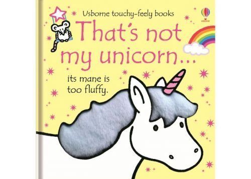Usborne That's Not My Unicorn Board Book
