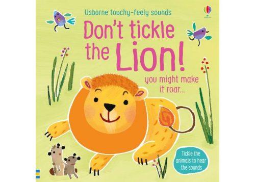 Usborne Don't Tickle The Lion Book