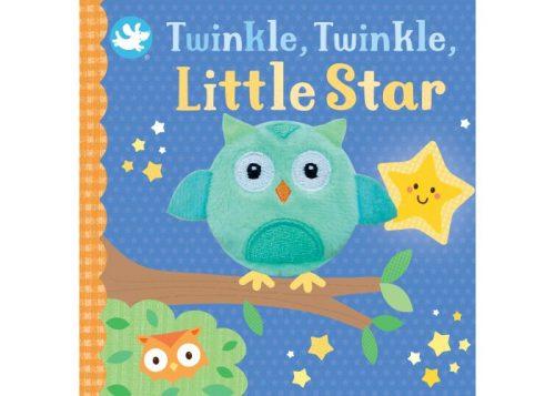 Twinkle Twinkle Little Star Finger Puppet Board Book