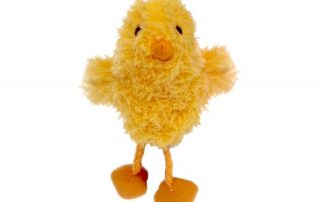 Chick Finger Puppet by The Puppet Company