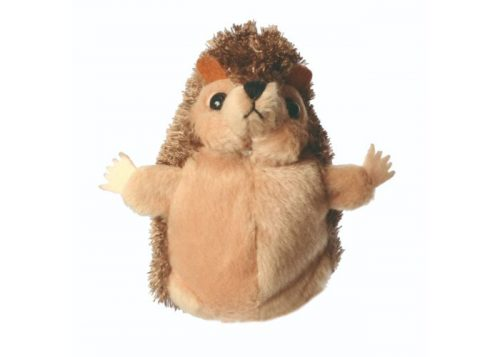 Hedgehog Finger Puppet by The Puppet Company