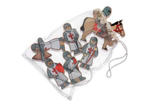 Lanka Kade Red Knights Bag of 6