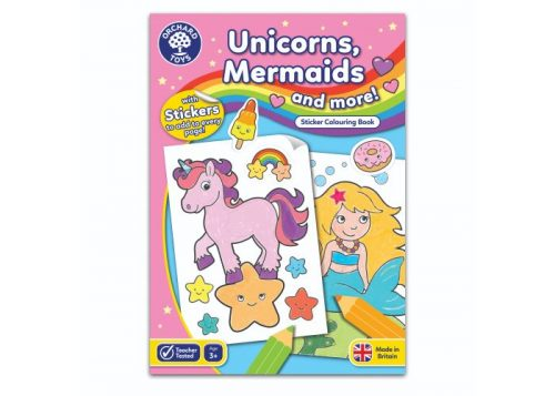 Orchard Toys Unicorns Mermaids and More