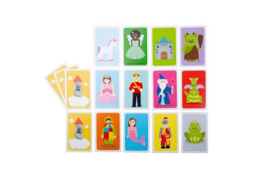 Bigjigs Toys Snap Fantasy Card Game