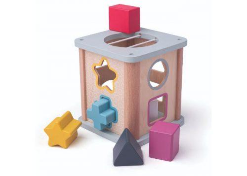 Bigjigs Toys 100% FSC® Certified Shape Sorter