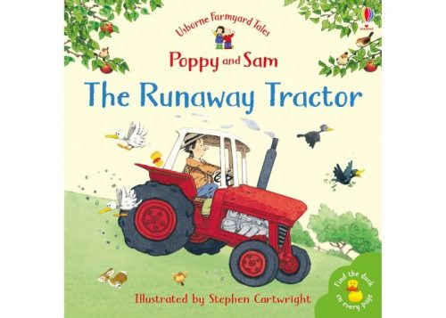 Usborne Poppy and Sam The Runaway Tractor