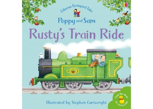 Usborne Poppy and Sam Rusty's Train Ride