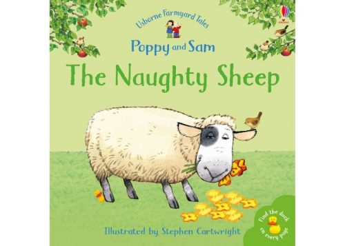 Usborne Poppy and Sam The Naughty Sheep