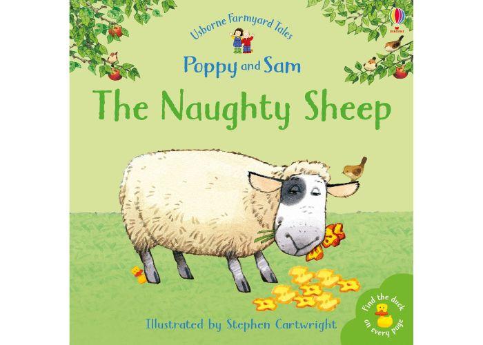 Usborne Poppy and Sam The Naughty Sheep