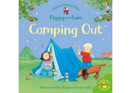 Usborne Poppy and Sam Camping Out