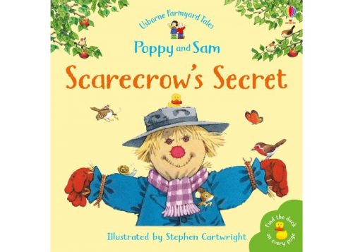 Usborne Poppy and Sam Scarecrow's Secret
