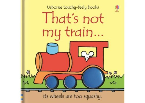 Usborne That's Not My Train Board Book