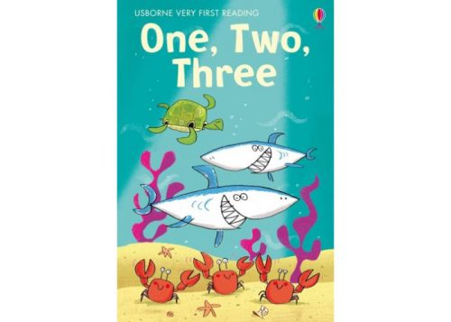 Usborne Very First Reading One Two Three