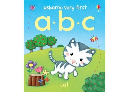 Usborne Very First ABC Board Book