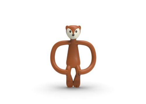 Matchstick Monkey Fudge Fox Animal Teether