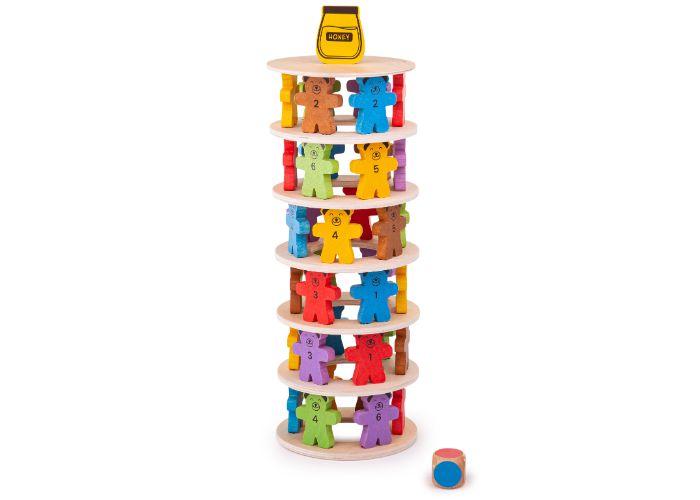 Bigjigs Toys Tumbling Teddies Game