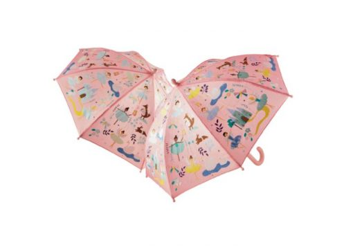 Floss & Rock Colour Changing Umbrella Enchanted