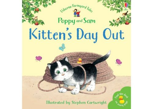 Usborne Poppy and Sam Kitten's Day Out