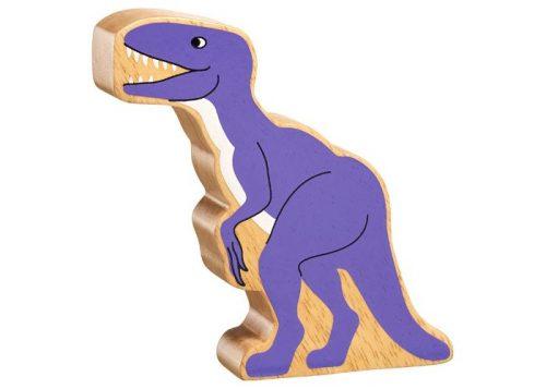 Lanka Kade Natural Purple Velociraptor