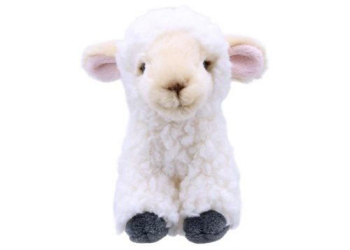 Wilberry Mini's White Lamb Soft Toy