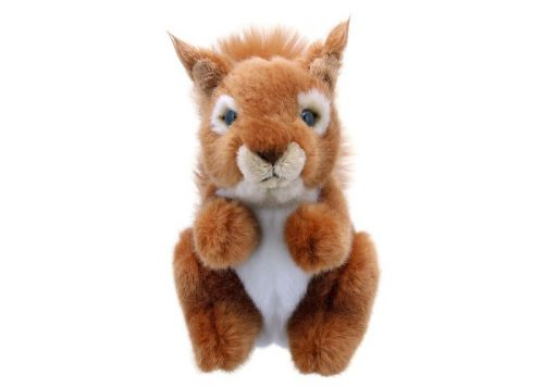 Wilberry Mini's Red Squirrel Soft Toy