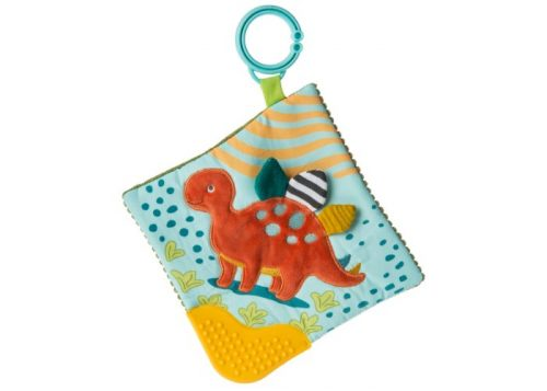 Mary Meyer Pebblesaurus Crinkle Teether