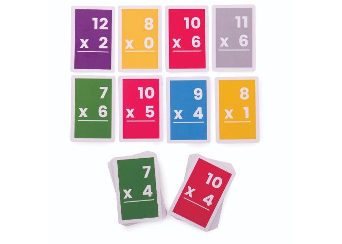 Bigjigs Toys 7-12 Multiplications Flashcards