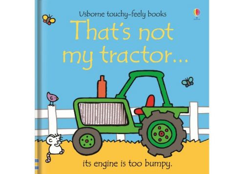 Usborne That's Not My Tractor Board Book