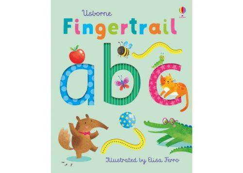 Usborne Fingertrail abc Board Book
