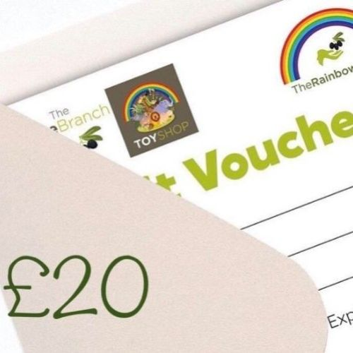 The Olive Branch Toy Shop Gift Vouchers
