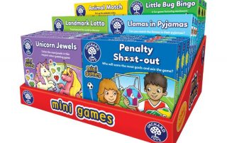 Best Travel Games Orchard Toys Mini Games