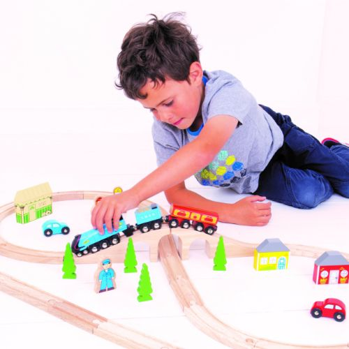The Olive Branch Toy Shop Bigjigs Rail
